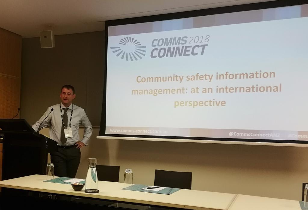 BroadWay At CommsConnect Australia