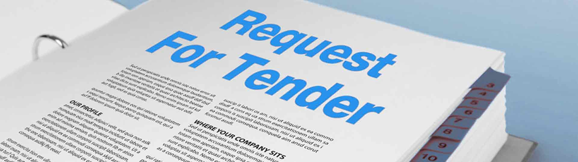 BroadWay Request For Tender Goes Live!