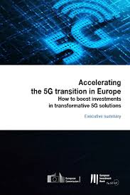 EIB Publishes Study On 5G Transition In Europe